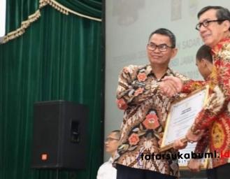 Masyarakat Desa Sukabumi Sadar Hukum, Kemenkum HAM Berikan Anugerah Anubhawa Sasana Desa