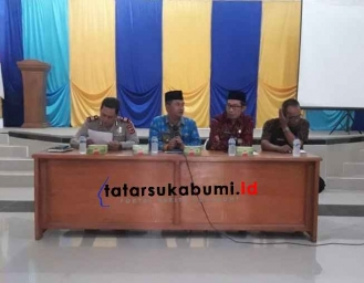 Persiapan MTQ Kabupaten Sukabumi 2020