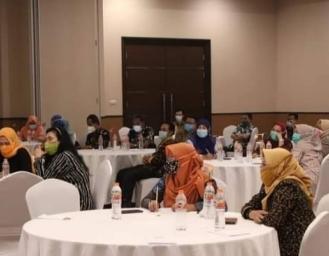Mubes Forum Komunikasi Kepala Puskesmas (FKKP) Kabupaten Sukabumi