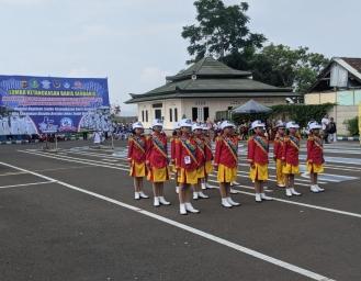 LKBB Tingkat Sekolah Dasar Piala Kapolres Sukabumi Kota