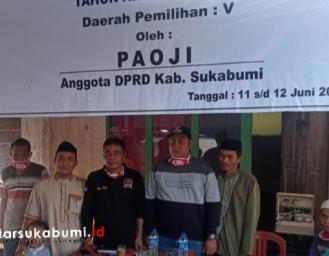DPRD Soroti Jalan Rusak 7 KM Cikarang - Cidolog dan Dampak Corona Terhadap UKM dan Petani Sukabumi