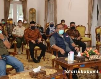 Evaluasi PSBB Ridwan Kamil : Depok dan Kota Sukabumi Menjadi Perhatian, Penyebaran Covid-19 Masih Tinggi