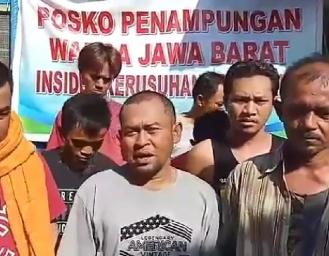 Viral Video Warga Palabuhanratu Sukabumi di Daerah Konflik Wamena Papua, Minta Pulang