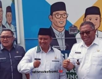 Yudha Sukmagara Maju di Pilkada Sukabumi Bersanding Dengan Petahana