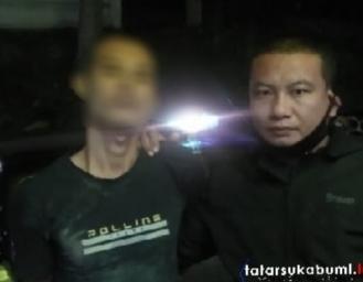 Pelaku Penusukan di Cisolok Dibekuk Polisi