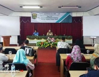 Implementasi Perbup Pengembangan Dana Bergulir Masyarakat, UPK Minimalisir Rentenir dan Bank Emok di Sukabumi