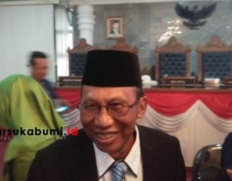 Kamal Suherman Dilantik Jadi Ketua DPRD Kota Sukabumi