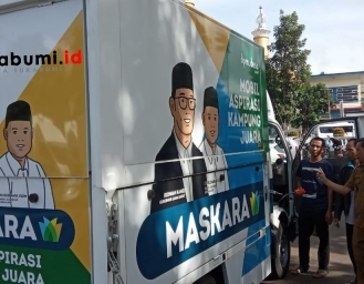 Maskara Bagi 8 Desa di Sukabumi, Inilah Spesifikasi Mobil Mewah dari Ridwan Kamil Untuk Desa Juara