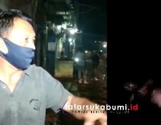 Wanita Dibakar Hidup di Pasar Tipar Sukabumi Ungkap Nama Pelaku
