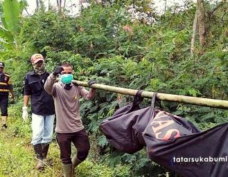 Temu Mayat di Nyalindung Sukabumi