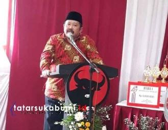 Calon Bupati Sukabumi : PDI Perjuangan Satu-satunya Partai yang Tidak Minta 'Jatah' Mahar Pilkada