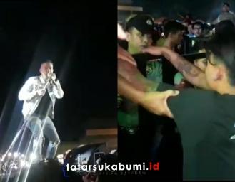 Konser Repvblik di Nagrak Sukabumi 3 Pria Mabuk Diamankan Polisi