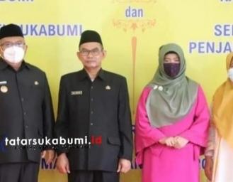 Sertijab Bupati Sukabumi Capaian Kinerja Adjo Sardjono Dimata Marwan Hamami