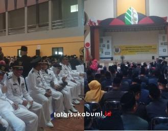 Rotasi Mutasi 345 ASN Lingkup Pemkab Sukabumi