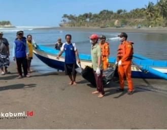Kapal Nelayan Ujung Genteng Karam Diterjang Gelombang 1 Korban Tewas